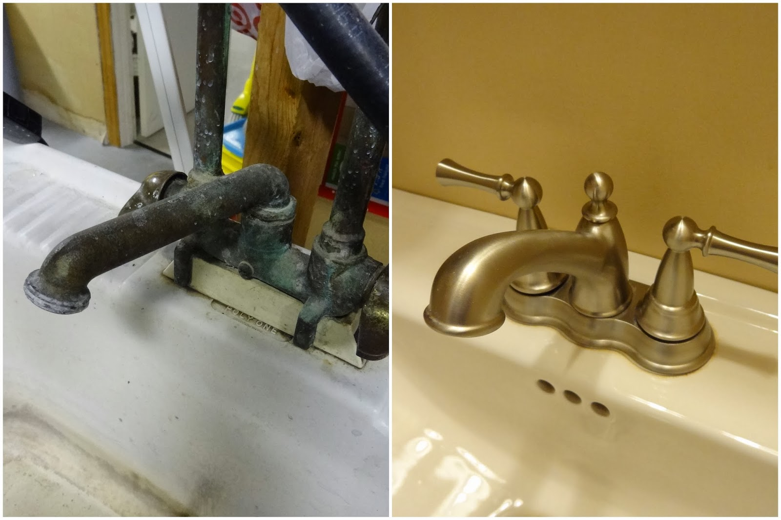 Live and Learn-Toss and Turn: I Was Wondering...Spigot vs. Faucet