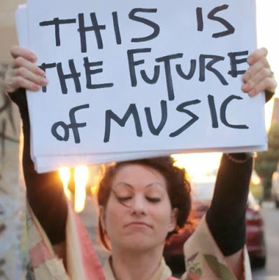 Amanda Palmer trust - this is the future of music