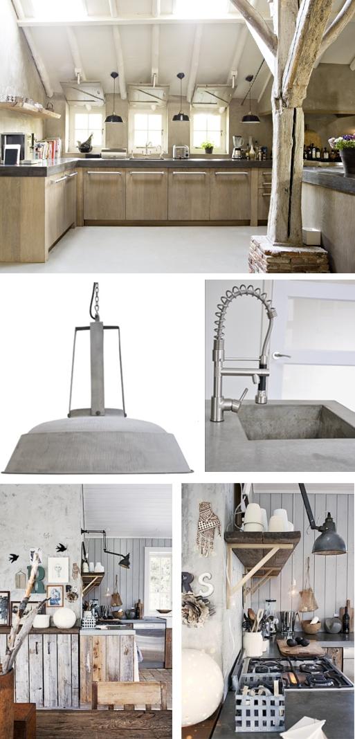 Werkbladen Keuken Betonlook : Keuken inspiratie in 6 stappen een nieuwe keuken kiezen
