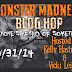 Monster Madness Blog Hop + Giveaway
