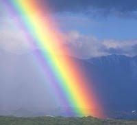 ♥ o teto vive mudando de cor, hora se colore...