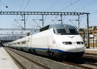 tren AVE viajes y turismo