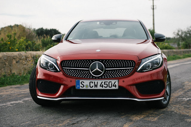 2016 Mercedes C220d AMG Line Coupé