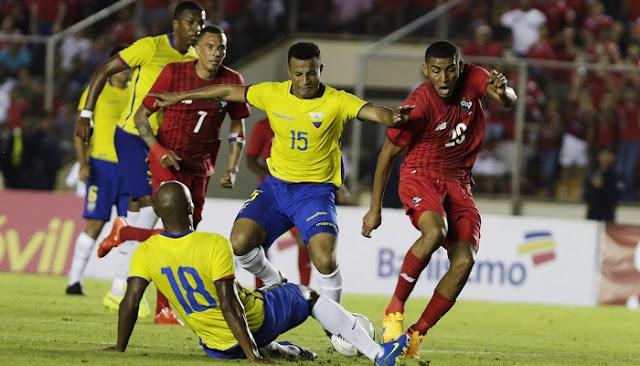 Ecuador vs Panama en vivo