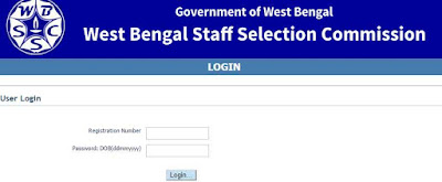 WBSSC Admit Card Download