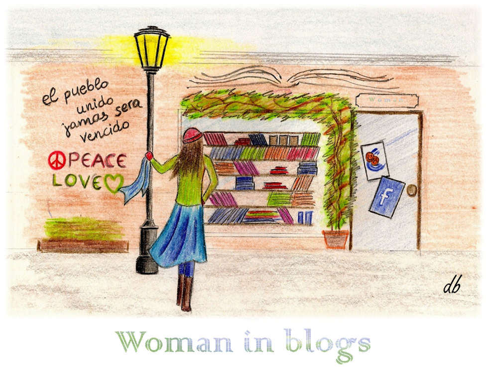 Woman in Blogs