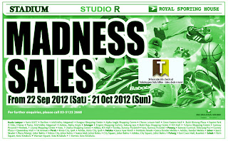 RSH Branded Sport Madness Sale 2012