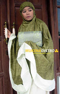 MUKENA DISTRO | EKSKLUSIF 4 | READY