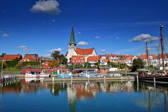 Rønne, Bornholm - Denmark