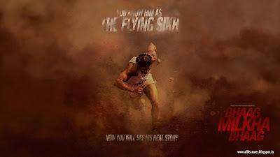 FARHAN AKHTAR NEW HINDI FILM BHAAG MILKHA BHAAG POSTERS, WALLPAPERS