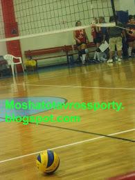 Volley Γυναικών- Αίολος Ταύρου