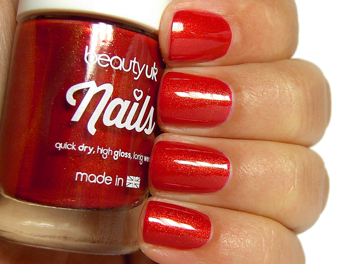 Beauty UK Nails - Red Royale