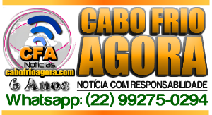 Cabo Frio Agora - Notícias de Cabo Frio e Região dos Lagos