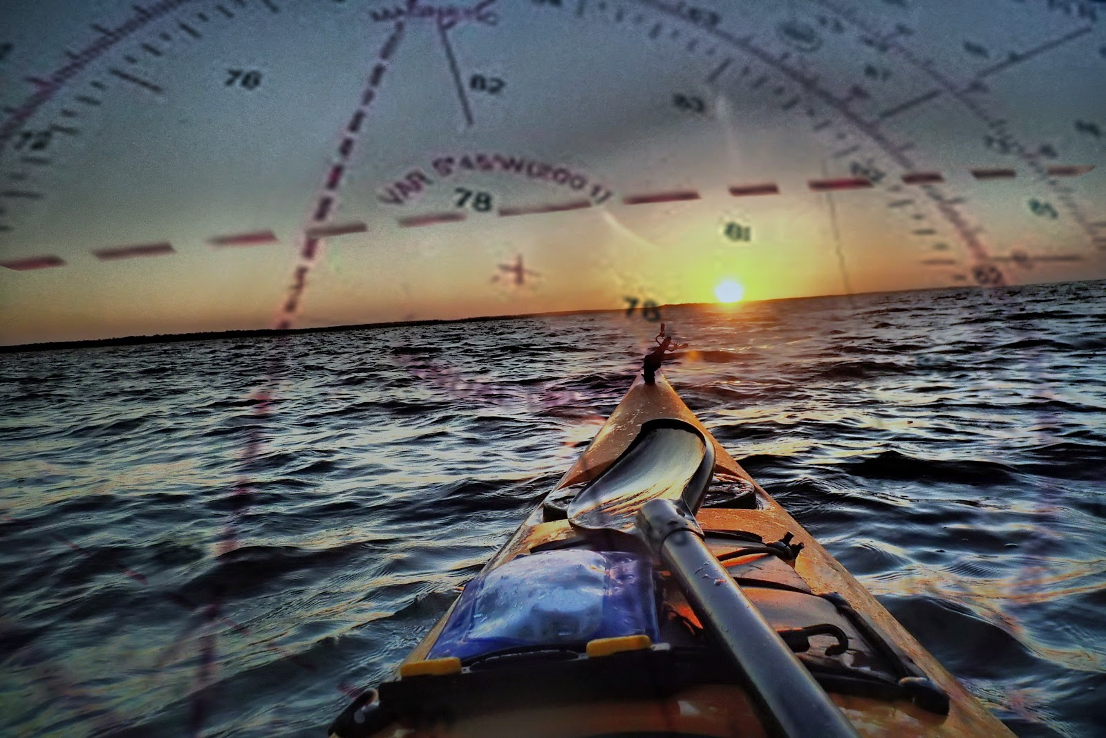 Navigating all night long - Everglades Challenge 2014