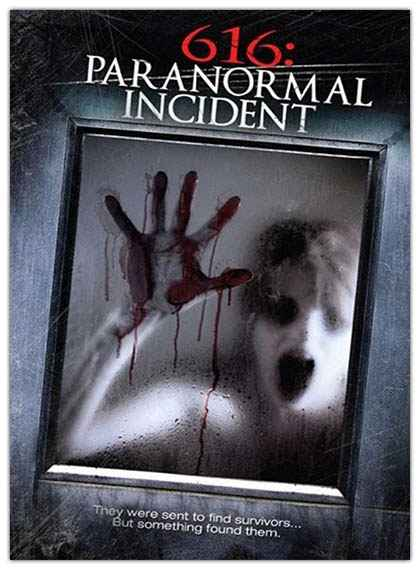فيلم 616Paranormal Incident رعب
