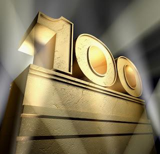 100 postów