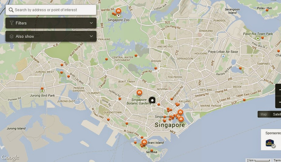 Vedure Singapore Map,Map of Vedure Singapore,Tourist Attractions in Singapore,Things to do in Singapore,Vedure Singapore accommodation destinations attractions hotels map reviews photos pictures