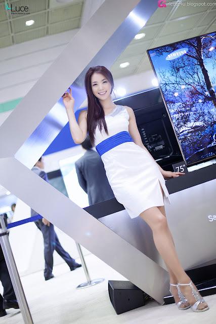 7 Ju Da Ha - World IT Show 2012-very cute asian girl-girlcute4u.blogspot.com