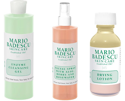 Mario Badescu, Mario Badescu Skincare Gift Set, Mario Badescu Enzyme Cleansing Gel, Mario Badescu Drying Lotion, Mario Badescu Facial Spray with Aloe, Herbs and Rosewater, skin, skincare, skin care, beauty giveaway, A Month of Beautiful Giveaways
