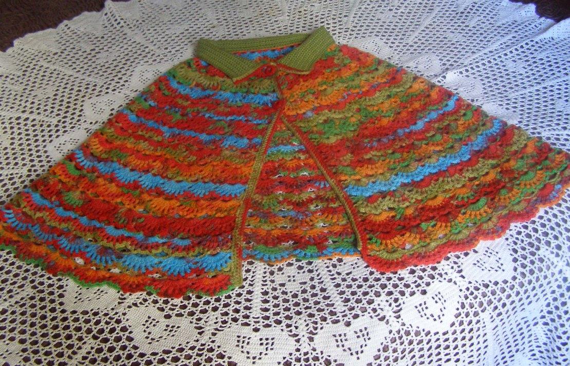 Toca a crochet multitonos portal - Toca de ganchillo ...