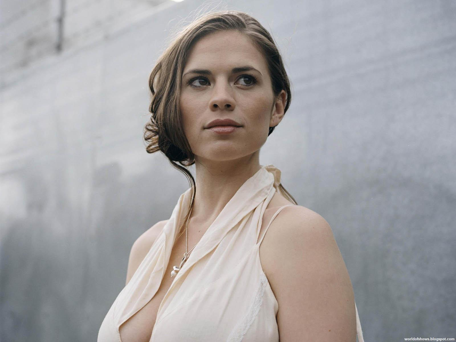 wallpaper stunning hayley atwell - photo #1