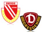 Energie Cottbus - Dynamo Dresden