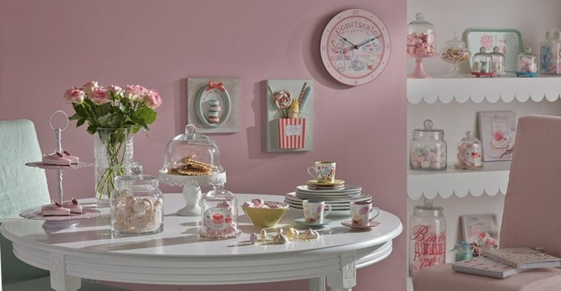 Shabby country life bonjour maison du monde new catalogue 39 13 - Www maisonsdumonde be ...