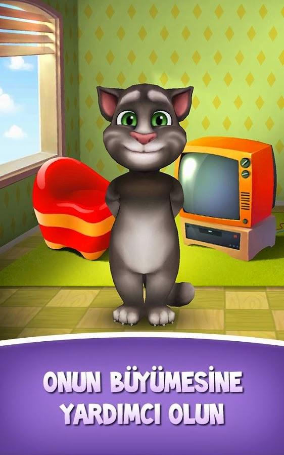 Benim Konuşan Tom Android Apk resimi 2