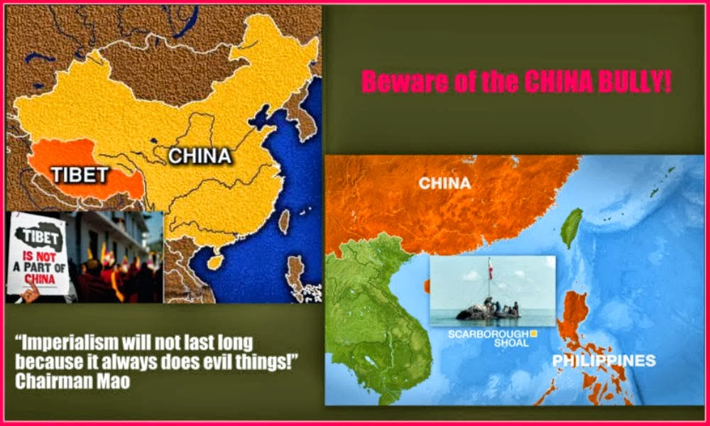 The EQualizer Post The China Bully Reckless Philippines wants