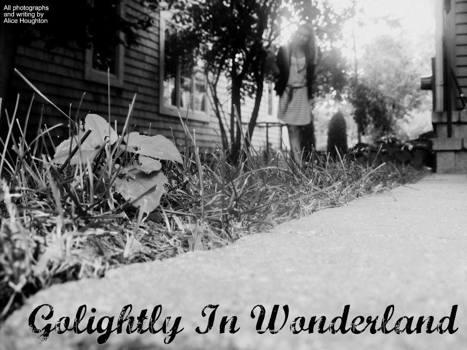 Golightly In Wonderland