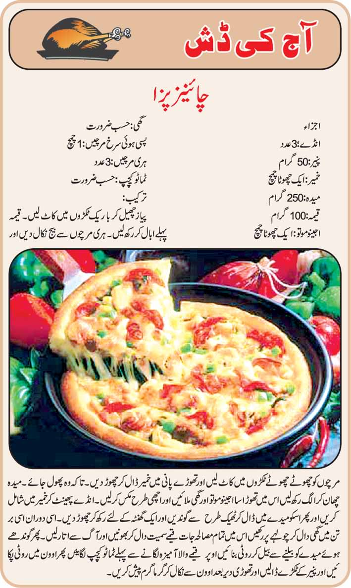 How to make chinese pizza recipe in urdu simplyherstyle how to make chinese pizza recipe in urdu forumfinder Choice Image