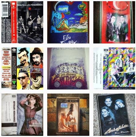 ESPERANDO NADA 1990-2010 (20 años de música popular chilena)