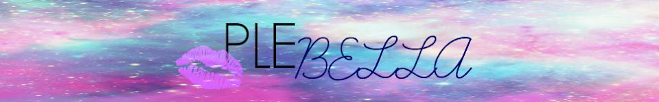 I LOVE pleBELLA ;)