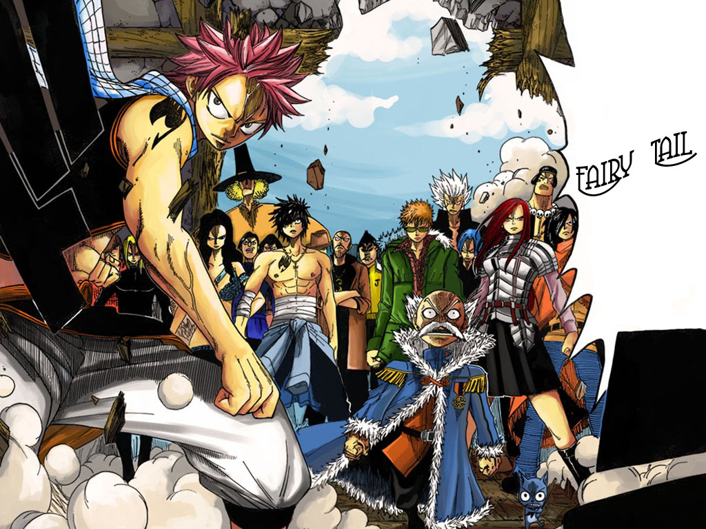 Fairy Tail 117 Online