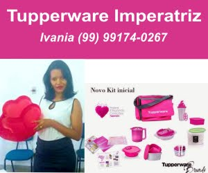 TUPPERWARE IMPERATRIZ