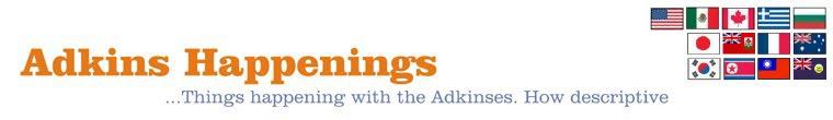 Adkins Happenings