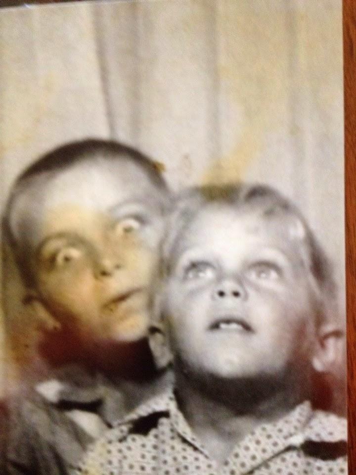 Wayne & Brian