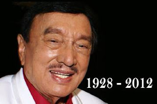 Dolphy dead at 83, dolphy