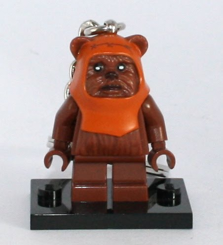 maniac des lego porte clefs wicket. Black Bedroom Furniture Sets. Home Design Ideas