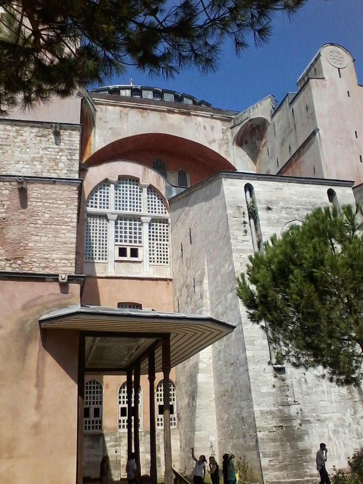 شواهد على العمارة العثمانية