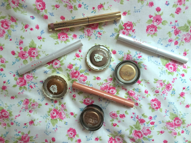 By Terry, Mally, Benefit, Maybelline, Bourjois