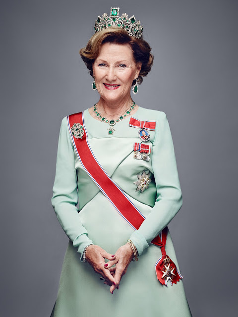New Official Photographs Of The Norwegian Royal Family