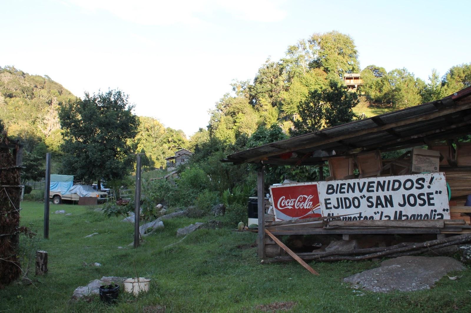 Rumbo A La Sierra Madre Oriental A C  # Muebles Ejido San Carlos