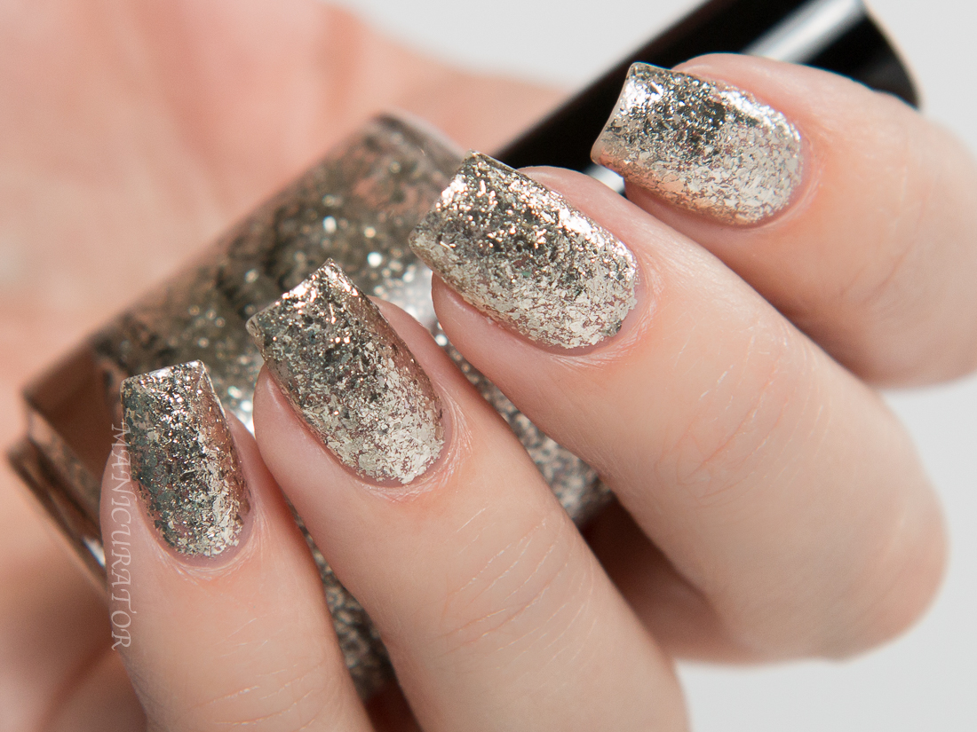 Kbshimmer summer collection part flakes manicurator