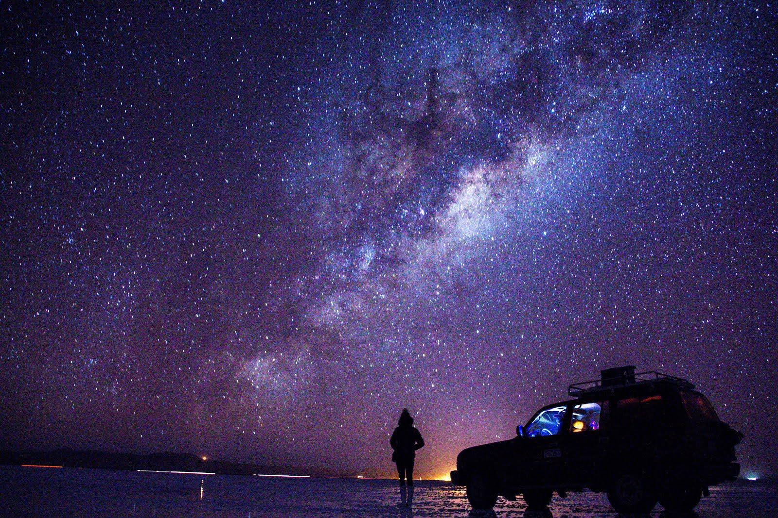天空之鏡(玻利維亞-Uyuni)