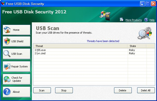 Descargar Antivirus Para Usb Free USB Disk Security