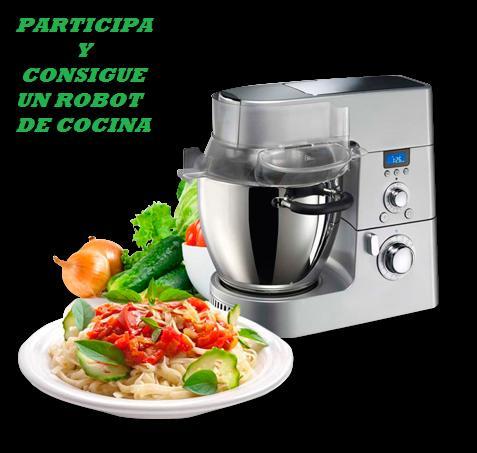 Sorteo robot de cocina truquiahorro - Mejor robot de cocina 2016 ...