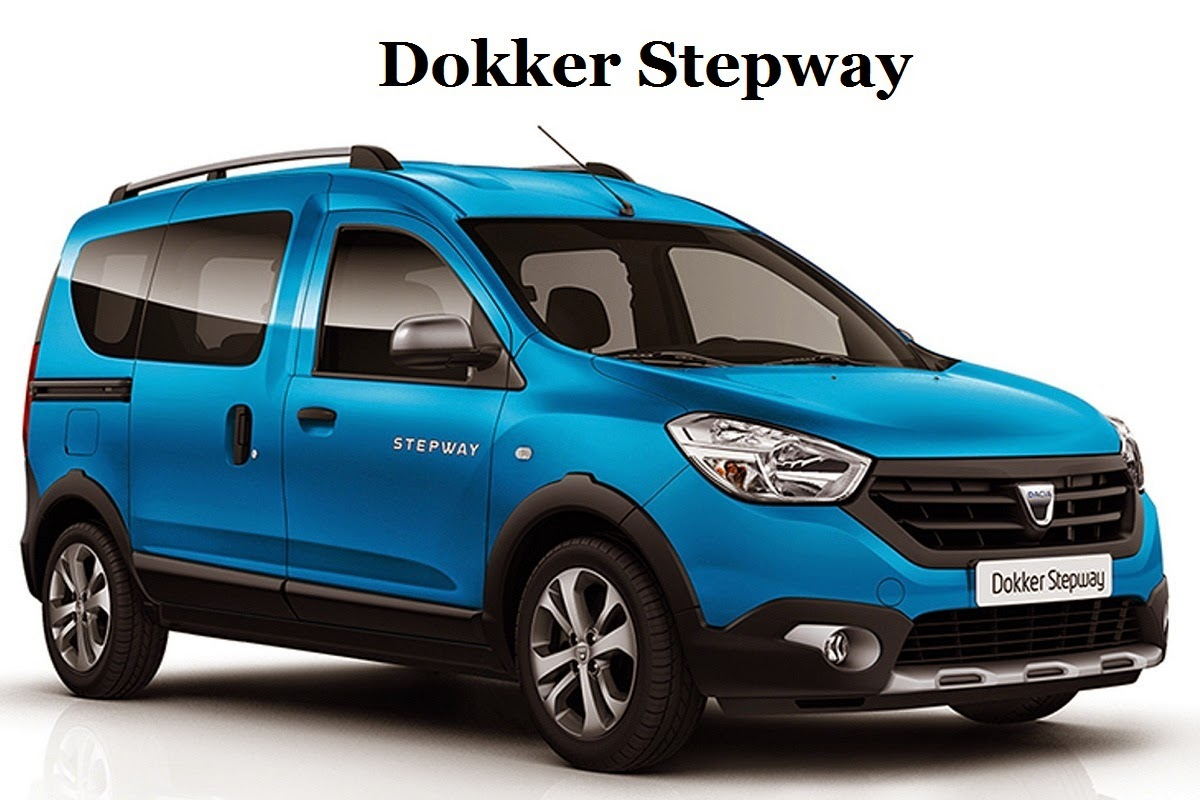 2015 dacia dokker stepway 1 2 tce 115 hp car reviews new car pictures for 2018 2019. Black Bedroom Furniture Sets. Home Design Ideas