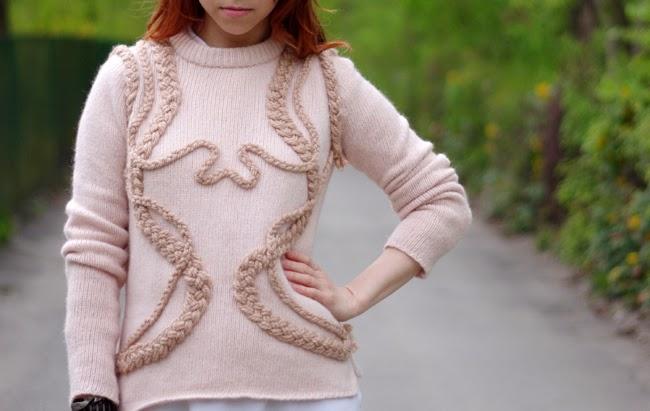 Best DIY fashion projects of 2013. Created by Xenia Kuhn for lifestyle blog www.fashionrolla.com