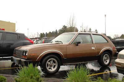 1981 AMC Spirit Kammback.